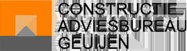 Logo Constructie Adviesbureau Geuijen